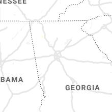 Hail Map for atlanta-ga 2019-07-11