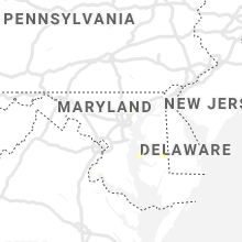 Regional Hail Map for Baltimore, MD - Thursday, July 11, 2019