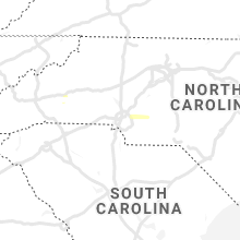 Hail Map for charlotte-nc 2019-07-12