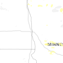 Regional Hail Map for Fargo, ND - Monday, July 15, 2019