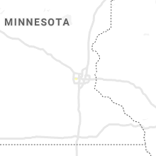 Regional Hail Map for Minneapolis, MN - Tuesday, July 16, 2019