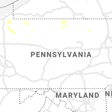 Regional Hail Map for State College, PA - Friday, July 19, 2019