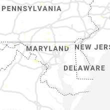 Hail Map for baltimore-md 2019-07-21