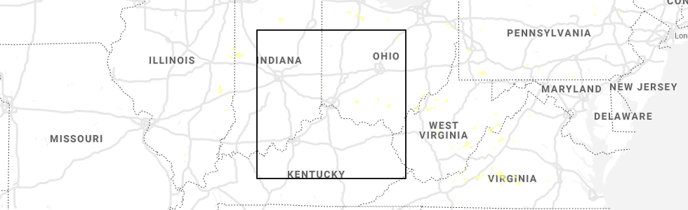 Hail Map for Cincinnati, OH - Sunday, July 21, 2019 Zip Code Map For Cincinnati Ohio on