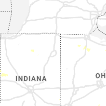 Regional Hail Map for Fort Wayne, IN - Sunday, July 21, 2019