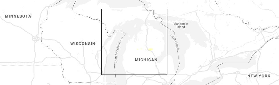 Interactive Hail Maps Hail Map For West Branch Mi
