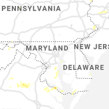 Hail Map for baltimore-md 2019-07-31