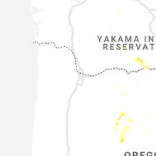 Hail Map for portland-or 2019-08-09