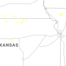 Regional Hail Map for Manhattan, KS - Sunday, August 11, 2019