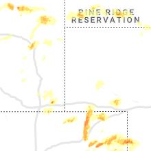 Hail Map for scottsbluff-ne 2019-08-11