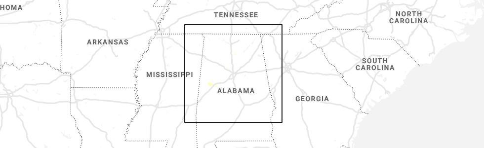 Interactive Hail Maps - Hail Map for Cullman, AL