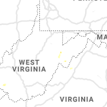 Regional Hail Map for Elkins, WV - Saturday, August 31, 2019
