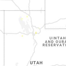Regional Hail Map for Salt Lake City, UT - Sunday, September 8, 2019
