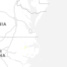 Regional Hail Map for Virginia Beach, VA - Sunday, September 8, 2019