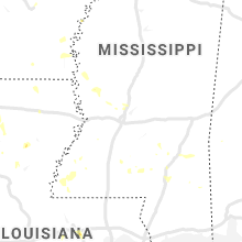 Regional Hail Map for Jackson, MS - Monday, September 9, 2019