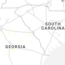 Regional Hail Map for Augusta, GA - Tuesday, September 10, 2019
