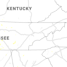 Regional Hail Map for Knoxville, TN - Tuesday, September 10, 2019