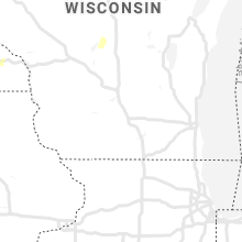 Regional Hail Map for Madison, WI - Tuesday, September 10, 2019