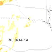 Regional Hail Map for Oneill, NE - Wednesday, September 11, 2019