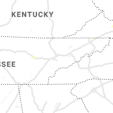 Regional Hail Map for Knoxville, TN - Saturday, September 14, 2019
