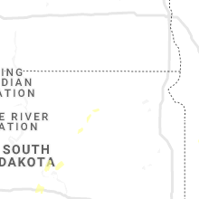 Regional Hail Map for Aberdeen, SD - Tuesday, September 17, 2019