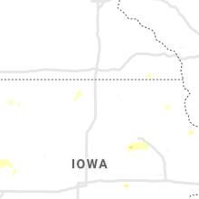 Regional Hail Map for Mason City, IA - Wednesday, September 18, 2019