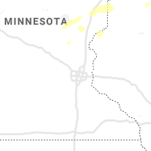 Regional Hail Map for Minneapolis, MN - Saturday, September 21, 2019