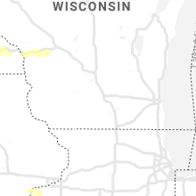 Regional Hail Map for Madison, WI - Tuesday, September 24, 2019