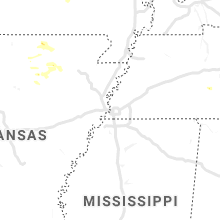 Regional Hail Map for Memphis, TN - Wednesday, September 25, 2019
