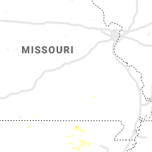 Regional Hail Map for Salem, MO - Wednesday, September 25, 2019