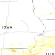 Regional Hail Map for Cedar Rapids, IA - Friday, September 27, 2019
