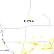 Regional Hail Map for Des Moines, IA - Friday, September 27, 2019
