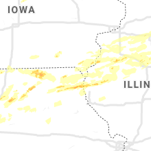 Regional Hail Map for Kahoka, MO - Friday, September 27, 2019
