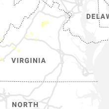 Regional Hail Map for Richmond, VA - Saturday, September 28, 2019