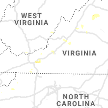 Regional Hail Map for Roanoke, VA - Saturday, September 28, 2019