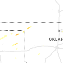 Hail Map for woodward-ok 2019-09-28