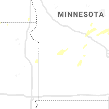 Regional Hail Map for Montevideo, MN - Sunday, September 29, 2019