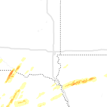 Regional Hail Map for Sioux Falls, SD - Monday, September 30, 2019