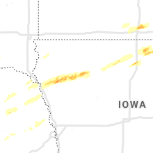 Regional Hail Map for Storm Lake, IA - Monday, September 30, 2019