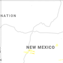 Regional Hail Map for Albuquerque, NM - Tuesday, October 8, 2019
