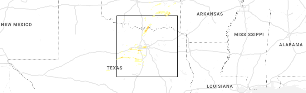 Interactive Hail Maps - Hail Map for Thursday, October 10, 2019 on