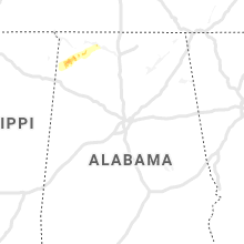 Hail Map for birmingham-al 2019-11-22