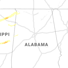 Hail Map for birmingham-al 2019-11-30