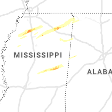 Hail Map for starkville-ms 2019-11-30