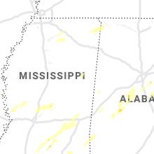 Hail Map for starkville-ms 2020-02-05