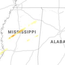 Hail Map for starkville-ms 2020-02-09