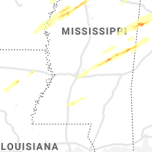 Hail Map for jackson-ms 2020-03-28
