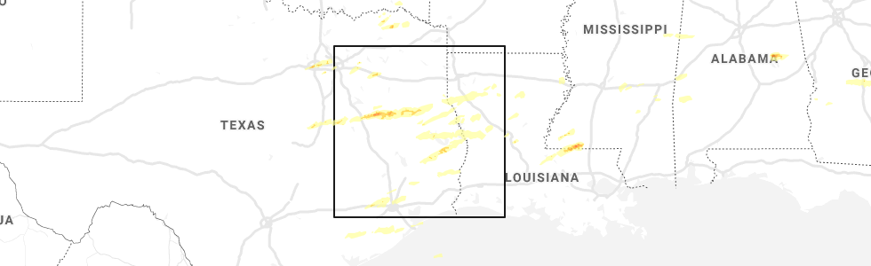 Interactive Hail Maps Hail Map for Converse, TX
