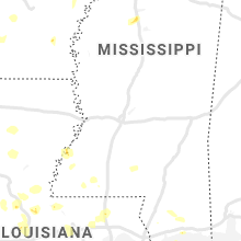 Regional Hail Map for Jackson, MS - Tuesday, April 28, 2020