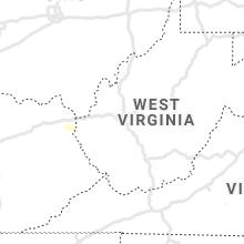 Regional Hail Map for Charleston, WV - Saturday, May 16, 2020